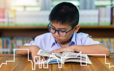 10 Graphic Novels That Will Delight Middle Schoolers